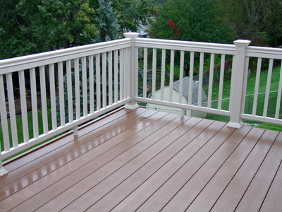 Deck After Picture
