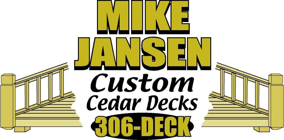 Mike Jansen Custom Cedar Decks, Omaha, NE