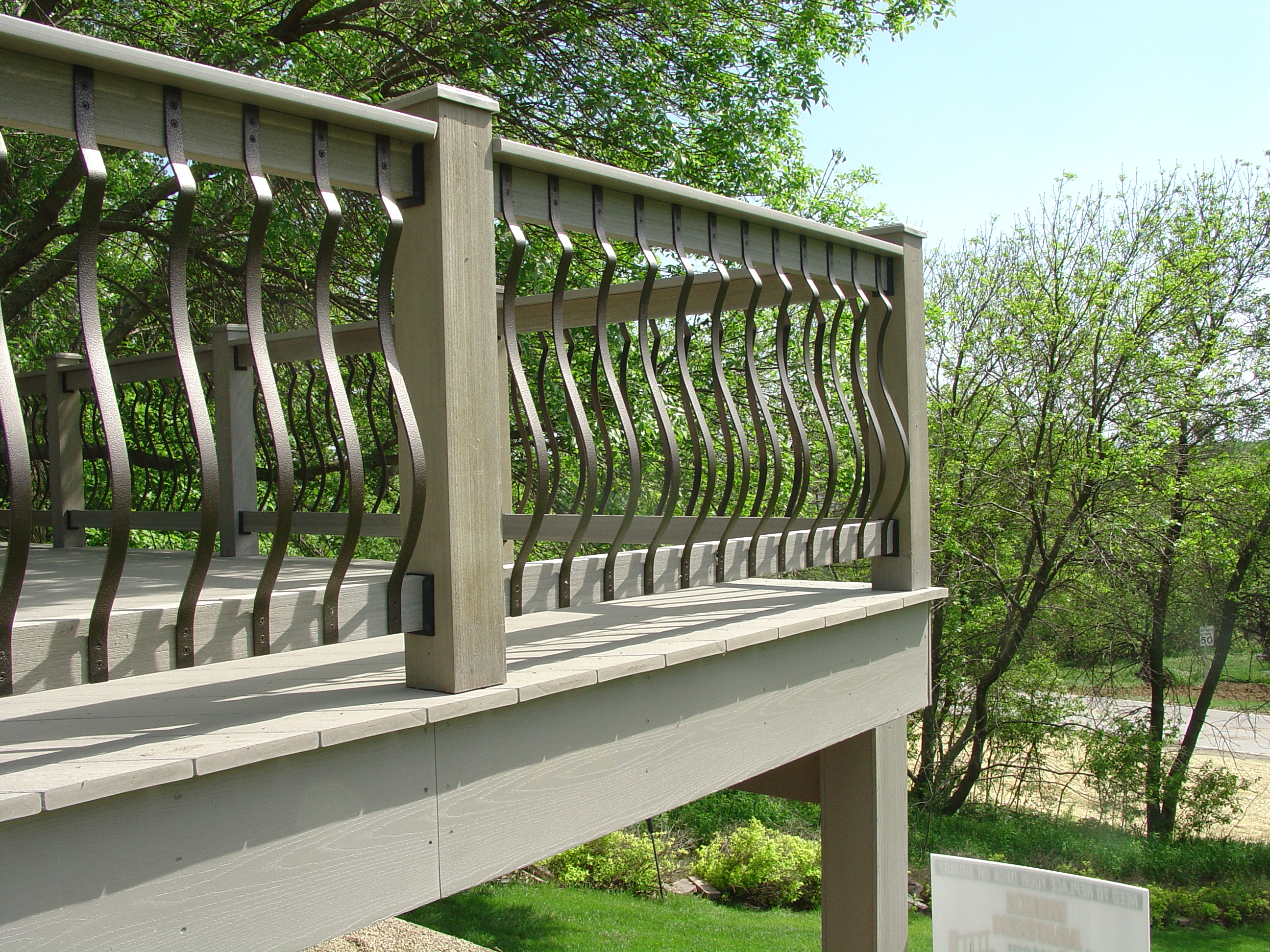 Fortress Vienna Balusters